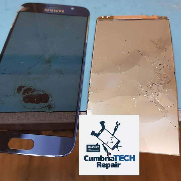 Mobile Phone Screen Replacements in Carlisle
